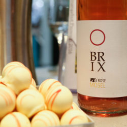 Photo: Rose wine of Brixius-Böllinger