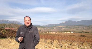 Carlos Moro in DO Rioja