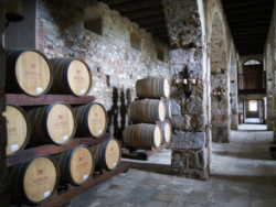 "Photo: Wine cellar ""Metochi Chromitsa"""