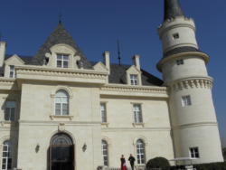 Photo: Chateau ChangYu-AFIP: a piece of Disneyland in Loire style.