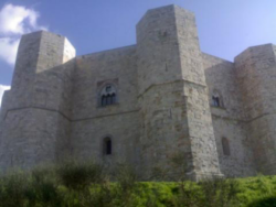 Photo: Castel del Monte in northern Apulia with its shroud of mystery.