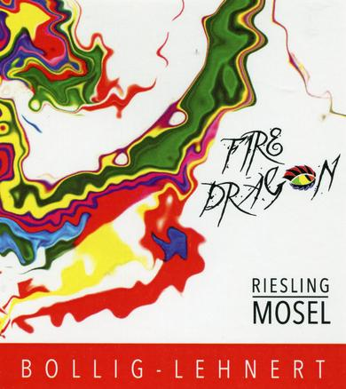 2014 Fire-Dragon Riesling