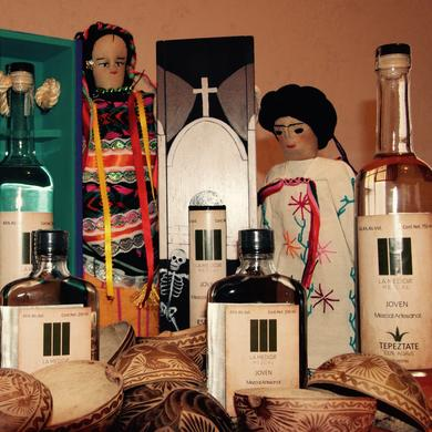 Mezcal Artisanal and Organic