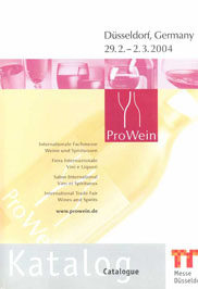 Photo: ProWein catalogue 2004