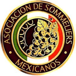 Logo Mexican Sommelier Association