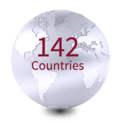 142 Countries