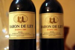 Photo: Old vintage Baron de Ley