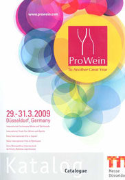 Photo: ProWein catalogue 2009