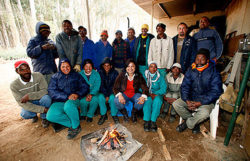 Photo: Workers of Thokozani