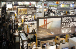 Photo: worldwide markets presented at the trade fair
