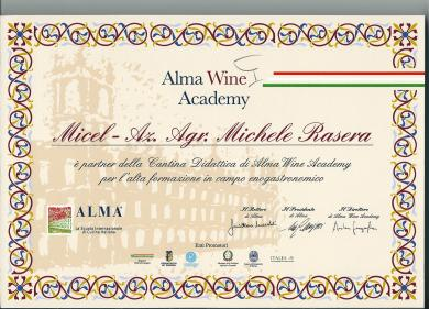 ALMA WINE ACADEMY choice
