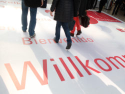Photo: Entrance to ProWein