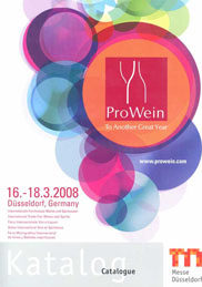 Photo: ProWein catalogue 2008