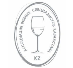 Logo Wine Specialists Association of Kazakhstan