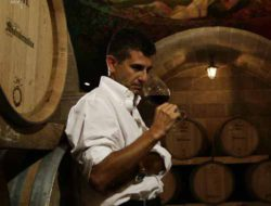 Photo: Vintner Piero Mastroberardino