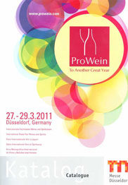 Photo: ProWein catalogue 2011