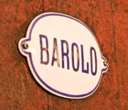 Sign Barolo. Source: Matthias Stelzig