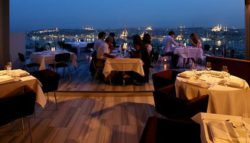 Photo: Restaurant Mikla in Istanbul