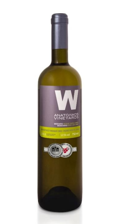 W Moschato 2012 ANATOLIKOS VINEYARDS