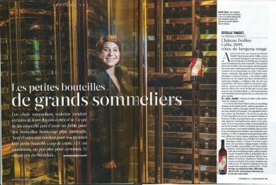 Article in Figaro Magazine, Sept 7th 2012