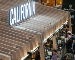 California at ProWein