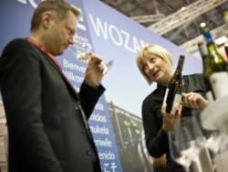 Photo: WOSA at ProWein 2012.