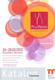 Photo: ProWein catalogue 2013