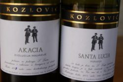 Kozlovic labels. Source: Thomas Brandl