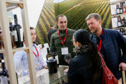Business talk ProWein