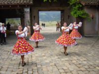 Photo: Cueca - Chilean folklore of the countryside.