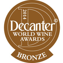decanter awards medal bronze carte blanche champagne bernard remy