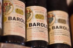 Old bottles Barolo. Source: Matthias Stelzig