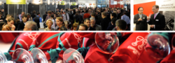 Photo collage: Highlights of ProWein 2012