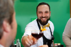 Photo: Bartender