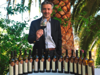 Photo: Eduardo Chadwick, owner of the traditional Viña Errazuriz.