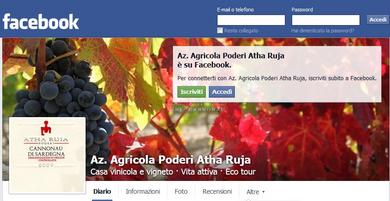 Poderi Atha Ruja is on Facebook! Join us!